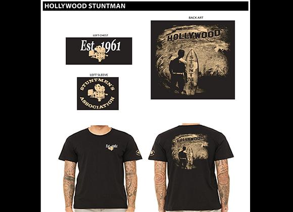 "Hollywood Stuntman ""Surfer"" T-Shirt"