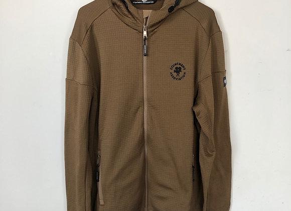 Men's Waffle Fleece Jacket