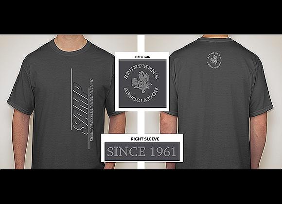 Grey SAMP T-Shirt