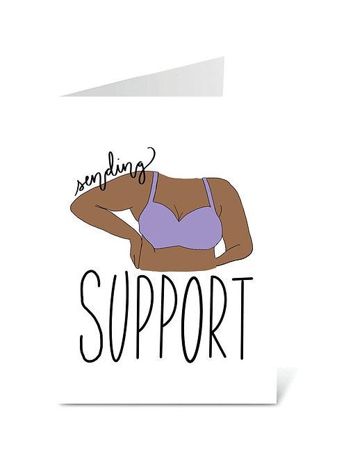 Sending Support