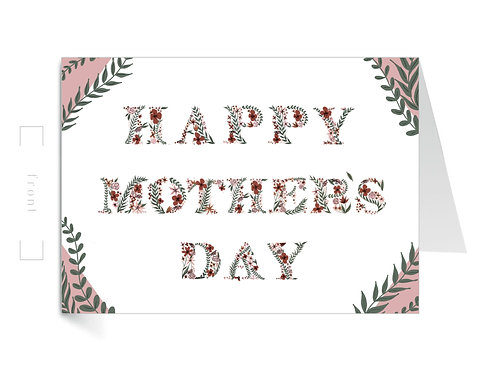 Mother's Day Florals
