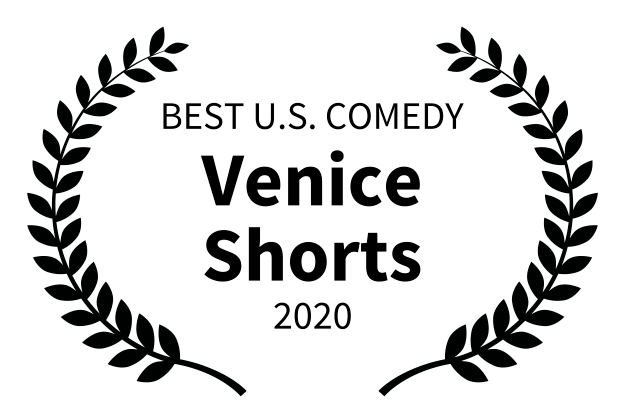 Rent's Due took home Best U.S. Comedy at Venice Shorts Film Festival