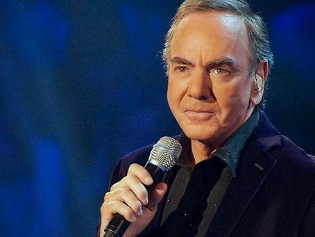 NEIL DIAMOND..... SINGER
