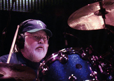 THE MEN BEHIND THE MUSIC - RON TUTT: DRUMS/PERCUSSION