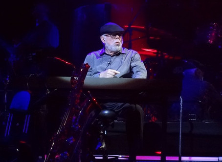 THE MEN BEHIND THE MUSIC - TOM HENSLEY: PIANO/KEYBOARDS