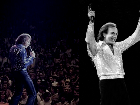 NEIL DIAMOND: 50 GOLDEN YEARS