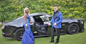 Prom 2018 Dress Jacket/Vest/Bow Tie Combo #5 (Royal Blue)