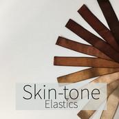 Skin-tone Elastics