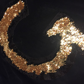G for Gold....and Goodnight