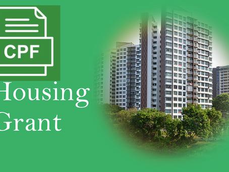 Understand CPF Housing Grant