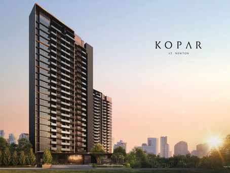Why people buy Kopar at Newton (District 9)