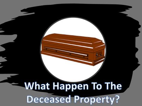 Selling Deceased Property