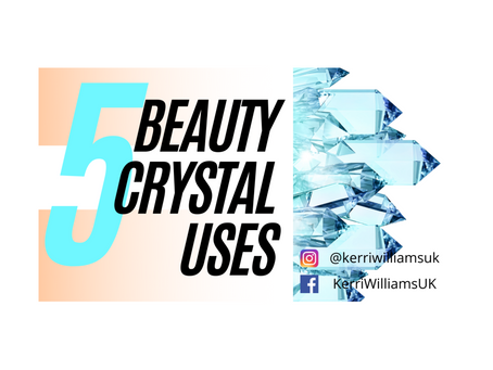 5 Ways to use Crystals in your Beauty Routine