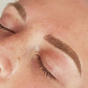 eyebrow tattoo microblading garstang lan