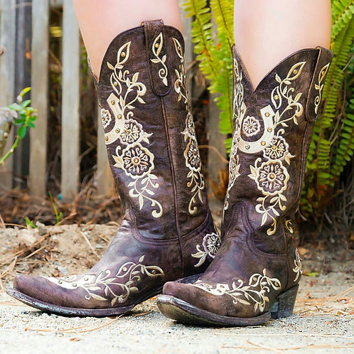 Old Gringo's Lucky Boots