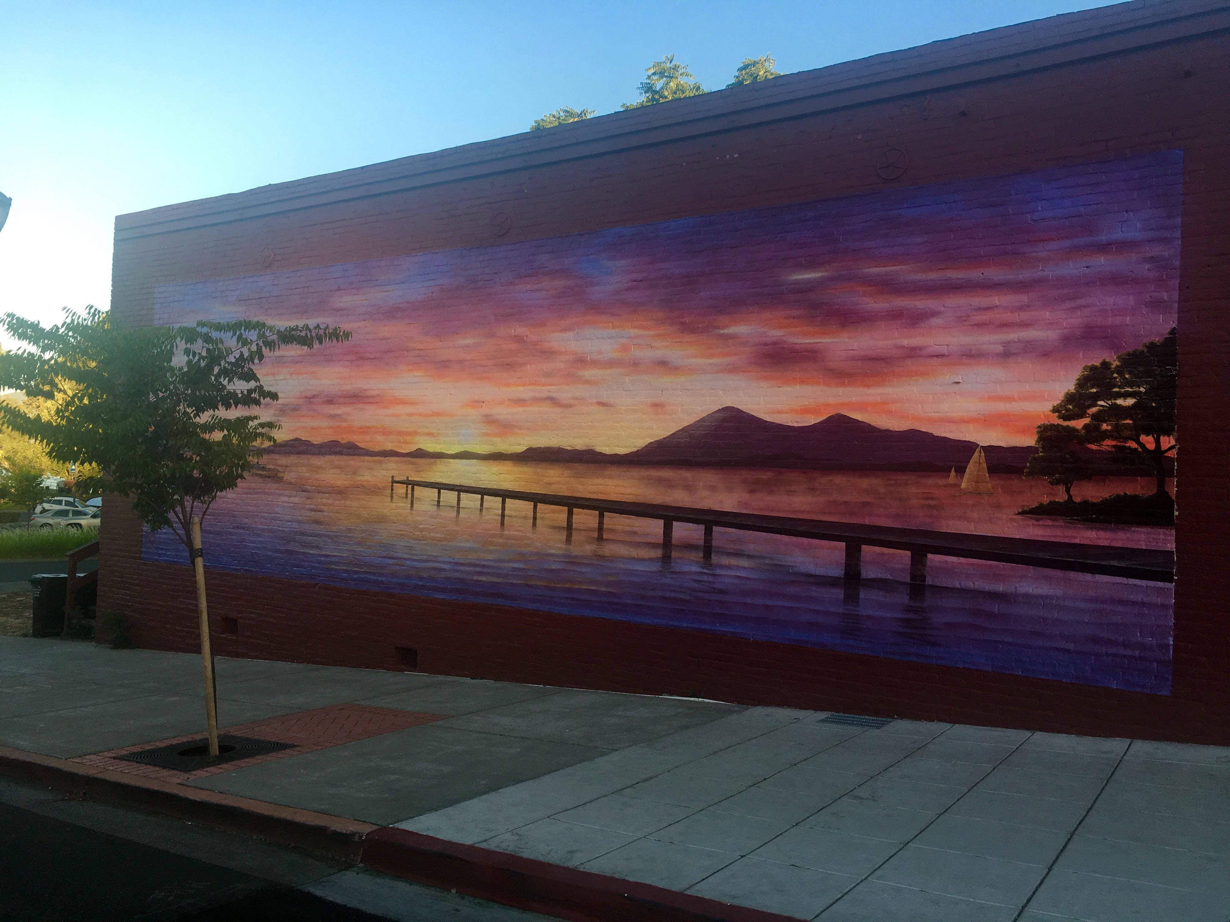 lakeport mural 1
