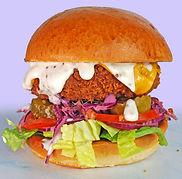 Vegan Vice Burger