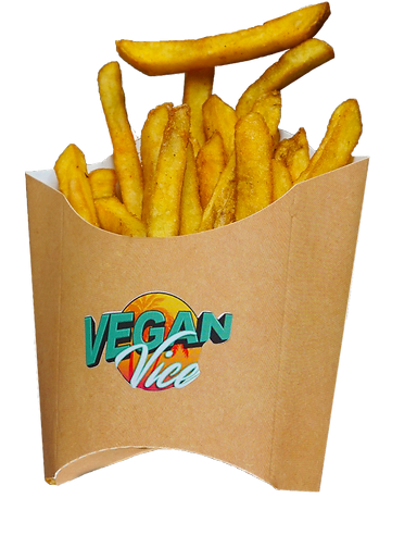 VEGAN VICE CLUB FRIES
