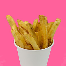 Skin-on Fries
