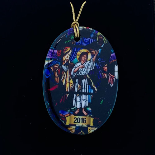 Limited Edition Christmas Ornament - 2016