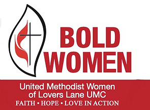BOLD WOMAN graphic with UMW Lovers Lane2