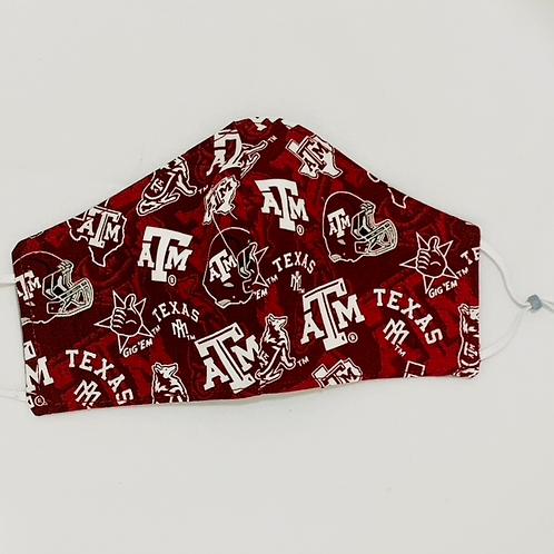 Collegiate Masks - Texas A&M