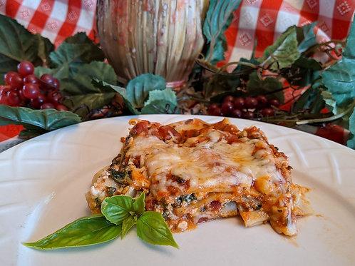 Vegatable Lasagna - Frozen