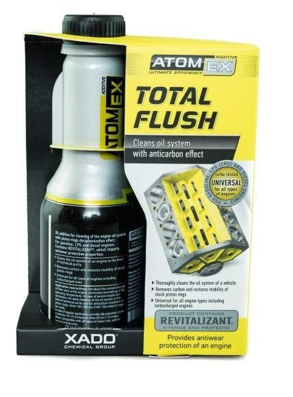XADO ATOMEX total flush 0.25L