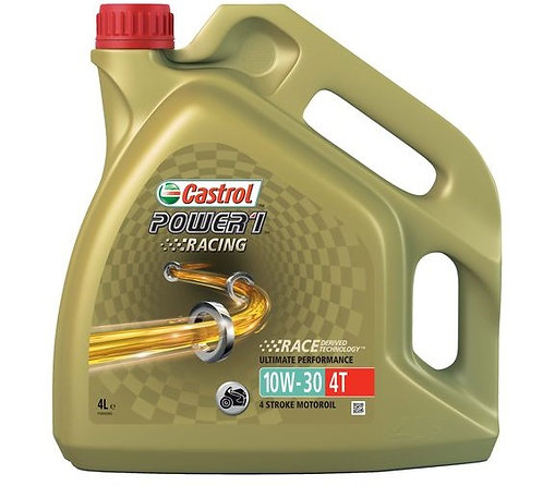 CASTROL POWER 1 RACING 4T 10W30 x4L