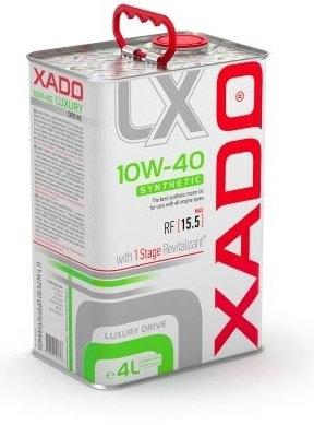 XADO Luxury Drive 10W40 4L