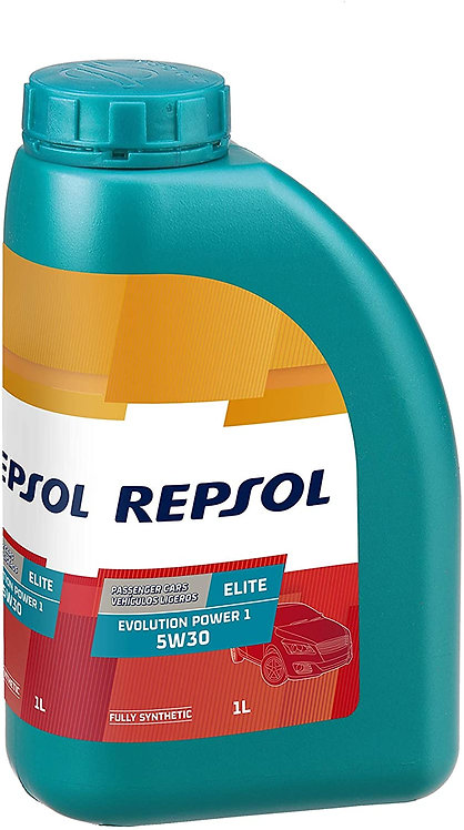 REPSOL ELITE EVOLUTION POWER 1 5W30 x1L