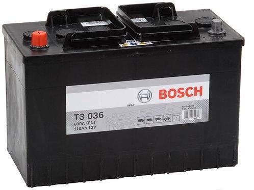 Акумулатор BOSCH T3 036