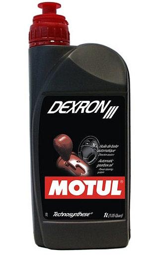 MOTUL DEXRON III x2L