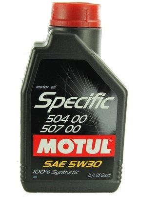 MOTUL SPECIFIC 504/507 5W30 x1L