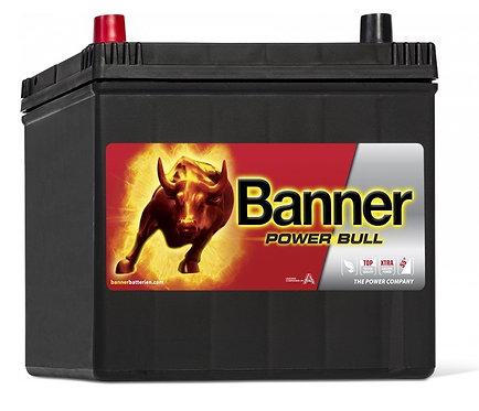 Акумулатор BANNER POWER Bull P60 69 ASIA