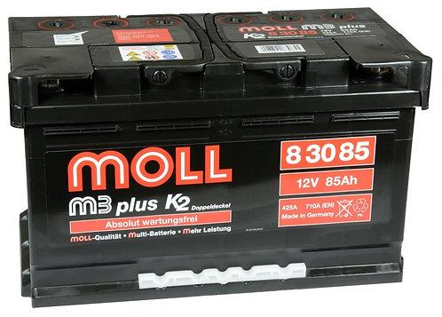Акумулатор MOLL M3 Plus K2 83085