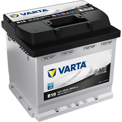 Акумулатор VARTA Black Dynamic 545 412 040