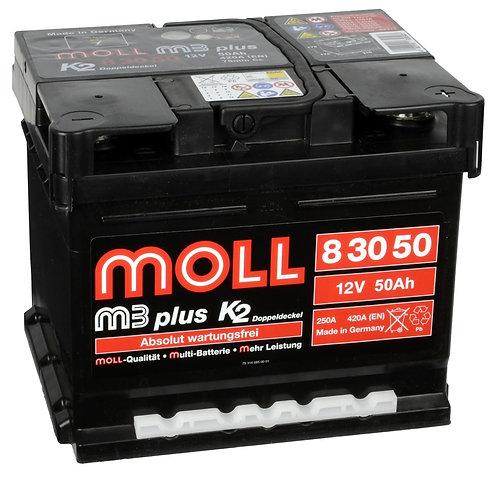 Акумулатор MOLL M3 Plus K2 83050