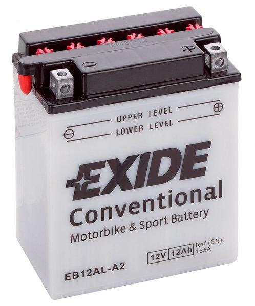 Акумулатор EXIDE Conventional EB12AL-A2 YB12AL-A2