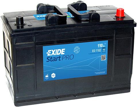 Акумулатор EXIDE Start PRO EG1102