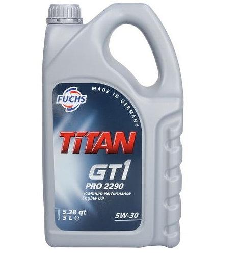 FUCHS TITAN GT1 PRO 2290 5W30 x5L