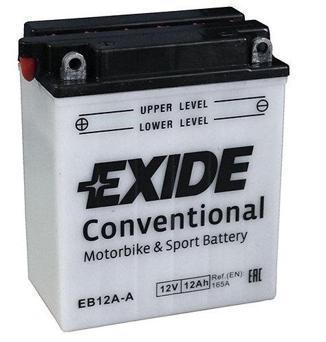 Акумулатор EXIDE Conventional EB12A-A YB12A-A