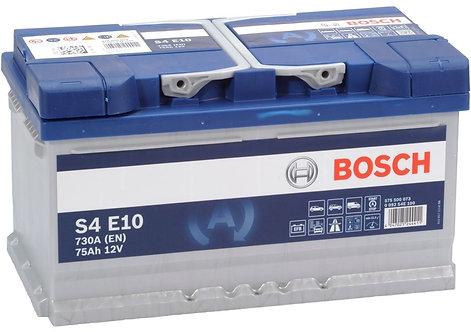 Акумулатор BOSCH EFB S4 E10