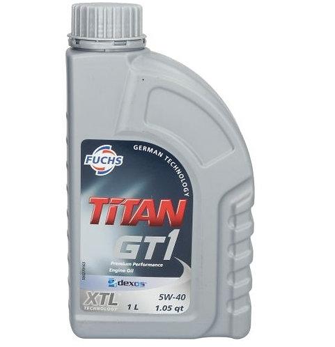 FUCHS TITAN GT1 5W40 x1L