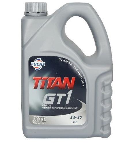 FUCHS TITAN GT1 PRO C3 5W30 x4L