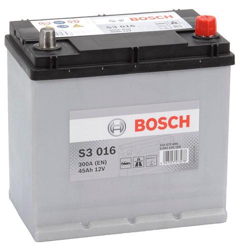 Акумулатор BOSCH S3 016