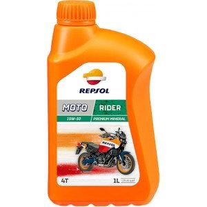 REPSOL MOTO RIDER 4T 15W50 x1L