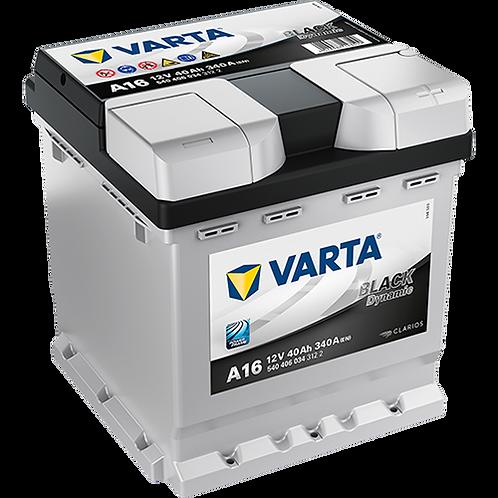 Акумулатор VARTA Black Dynamic 540 406 034