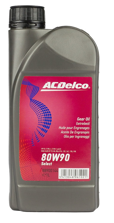 ACDelco 80W90 Select X1L