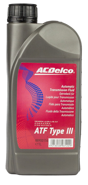 ACDelco ATF Type III x1L
